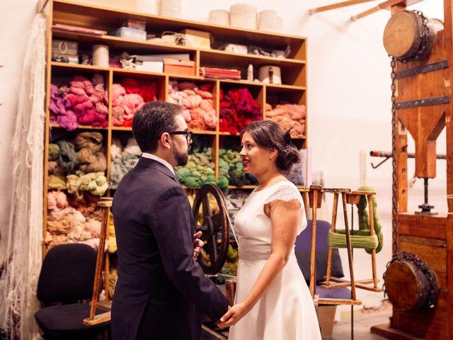 La boda de Luismi y Christina en Madrid, Madrid 44