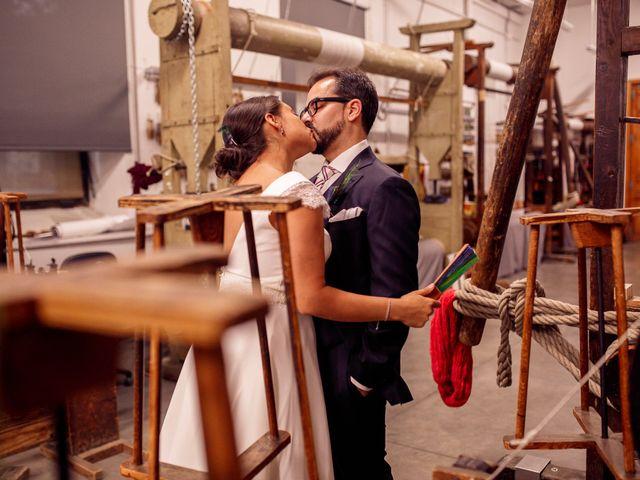 La boda de Luismi y Christina en Madrid, Madrid 45