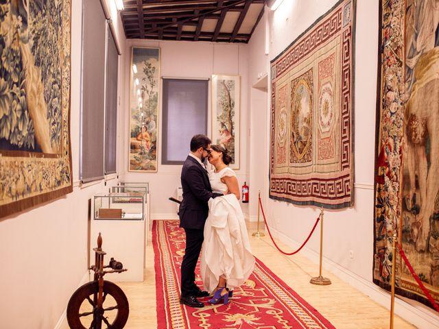 La boda de Luismi y Christina en Madrid, Madrid 47