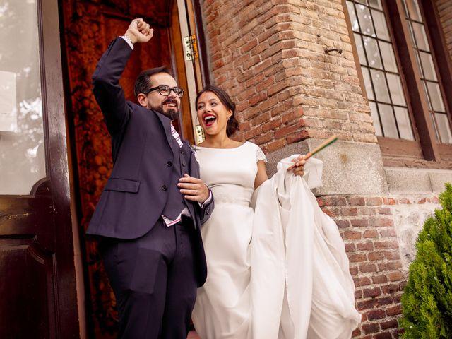 La boda de Luismi y Christina en Madrid, Madrid 48