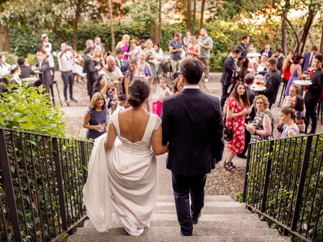 La boda de Luismi y Christina en Madrid, Madrid 49
