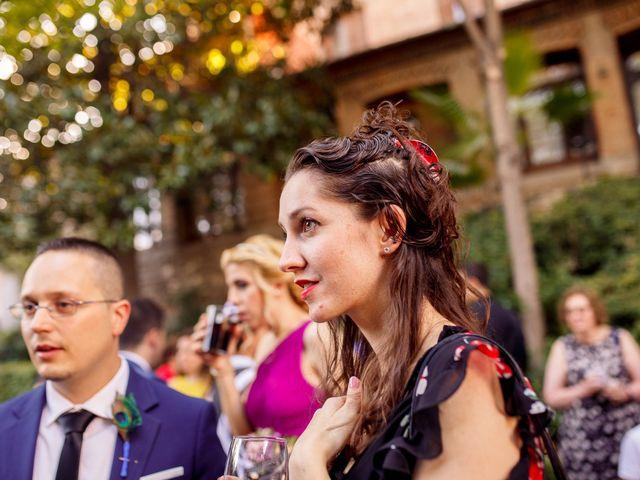 La boda de Luismi y Christina en Madrid, Madrid 51