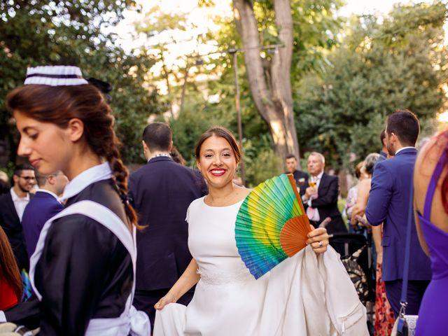 La boda de Luismi y Christina en Madrid, Madrid 53