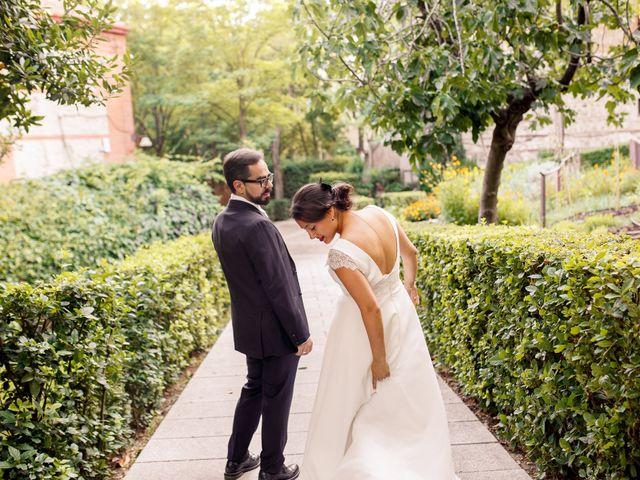 La boda de Luismi y Christina en Madrid, Madrid 54