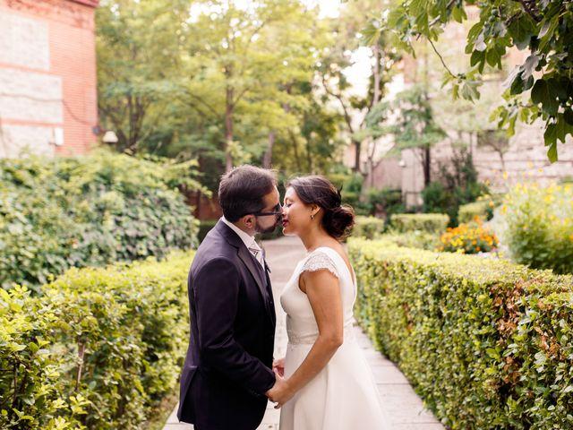 La boda de Christina y Luismi