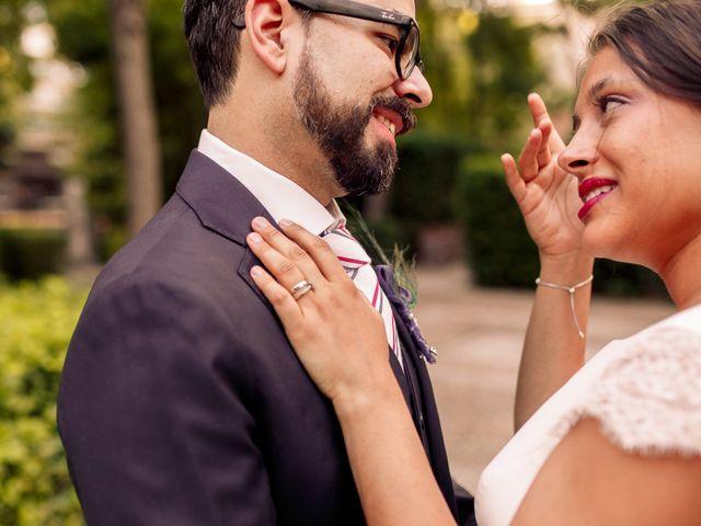 La boda de Luismi y Christina en Madrid, Madrid 58