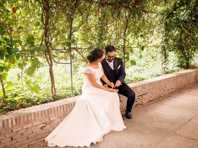La boda de Luismi y Christina en Madrid, Madrid 61