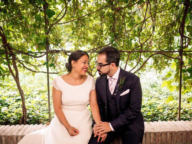 La boda de Luismi y Christina en Madrid, Madrid 62