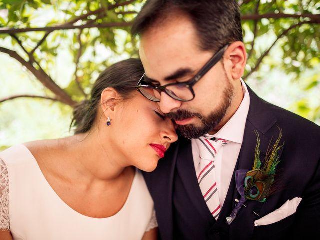 La boda de Luismi y Christina en Madrid, Madrid 63