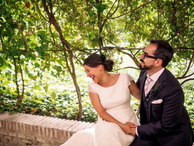 La boda de Luismi y Christina en Madrid, Madrid 66