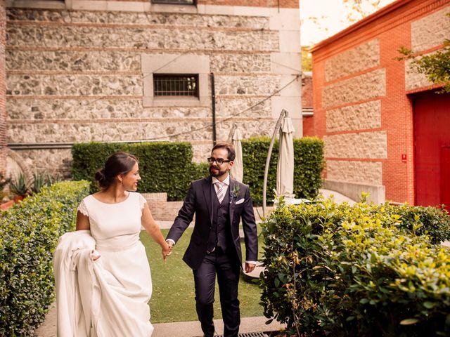 La boda de Luismi y Christina en Madrid, Madrid 69