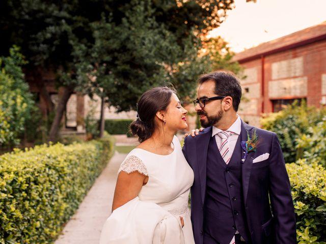 La boda de Luismi y Christina en Madrid, Madrid 70