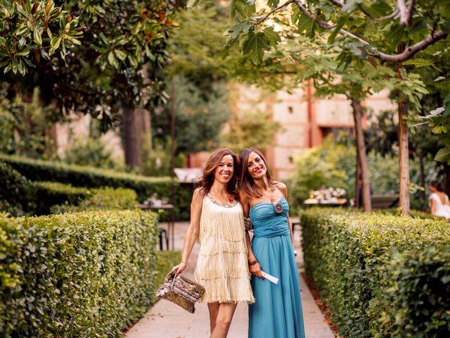 La boda de Luismi y Christina en Madrid, Madrid 79