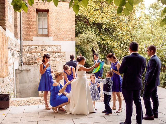 La boda de Luismi y Christina en Madrid, Madrid 80