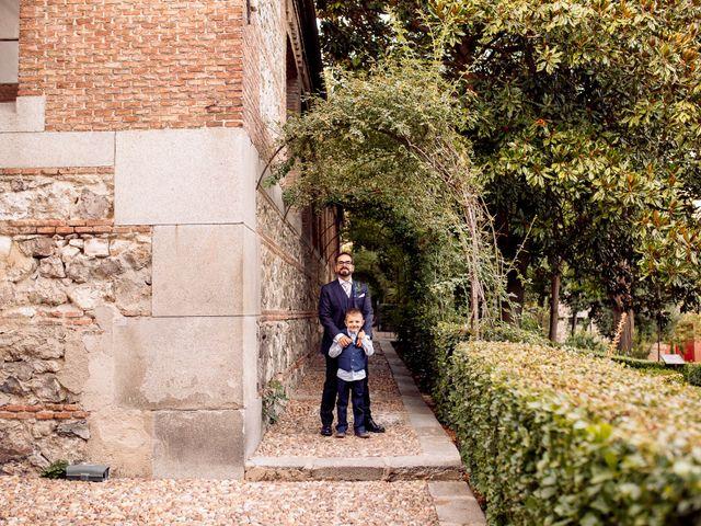La boda de Luismi y Christina en Madrid, Madrid 81