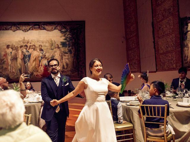 La boda de Luismi y Christina en Madrid, Madrid 84