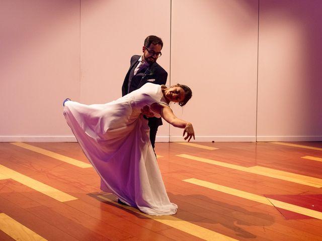 La boda de Luismi y Christina en Madrid, Madrid 85