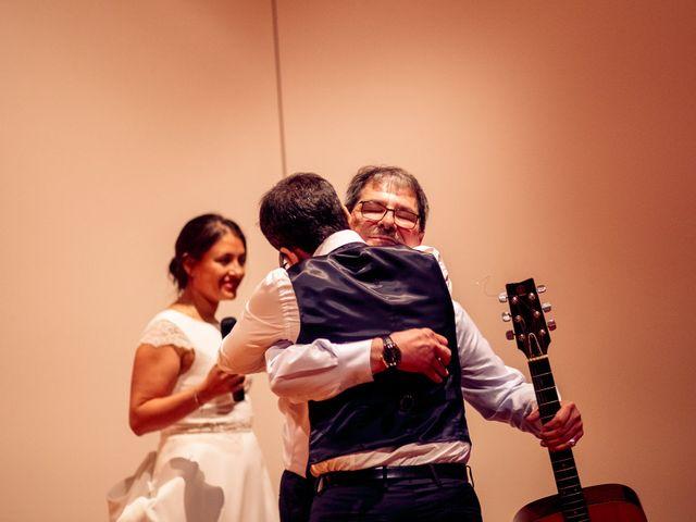 La boda de Luismi y Christina en Madrid, Madrid 91
