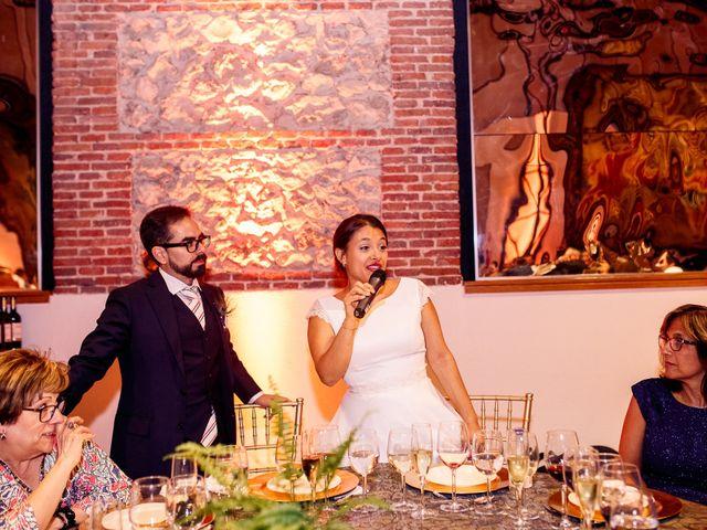 La boda de Luismi y Christina en Madrid, Madrid 94