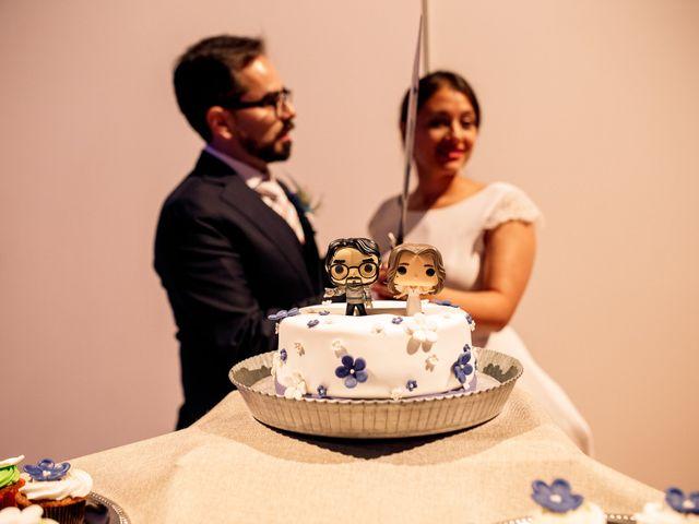 La boda de Luismi y Christina en Madrid, Madrid 95