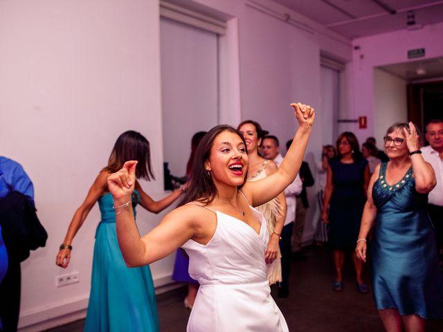 La boda de Luismi y Christina en Madrid, Madrid 103