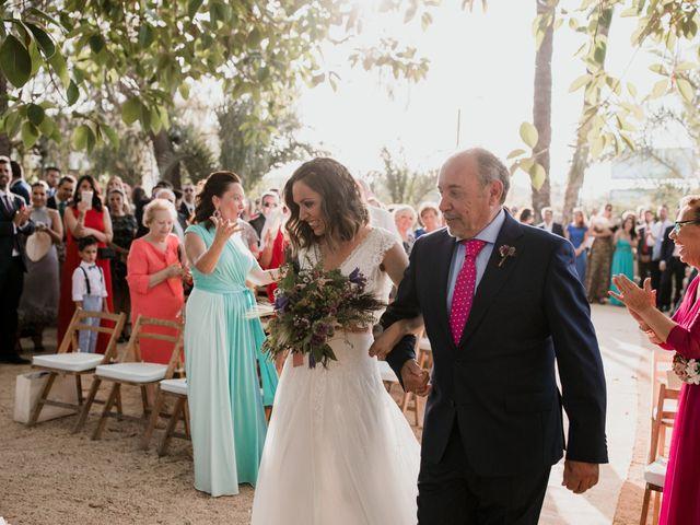 La boda de Jorge y Marina en San Juan De Alicante, Alicante 18