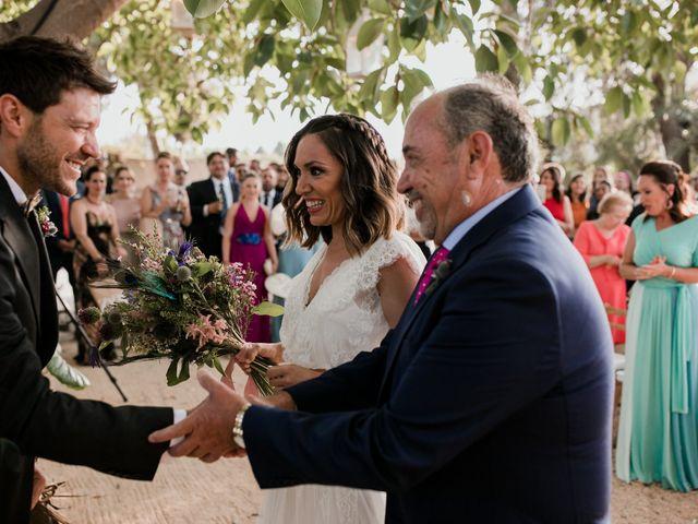 La boda de Jorge y Marina en San Juan De Alicante, Alicante 19
