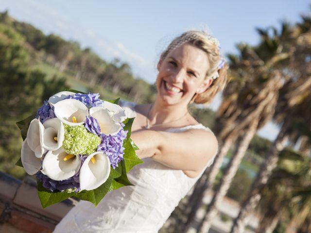 La boda de Claus y Katrin en Bétera, Valencia 11