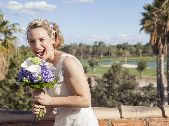 La boda de Claus y Katrin en Bétera, Valencia 12