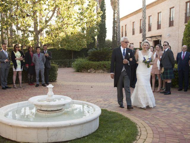 La boda de Claus y Katrin en Bétera, Valencia 13
