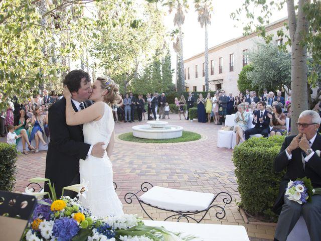 La boda de Claus y Katrin en Bétera, Valencia 17