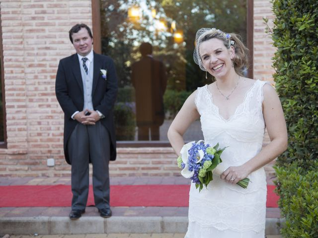 La boda de Claus y Katrin en Bétera, Valencia 19