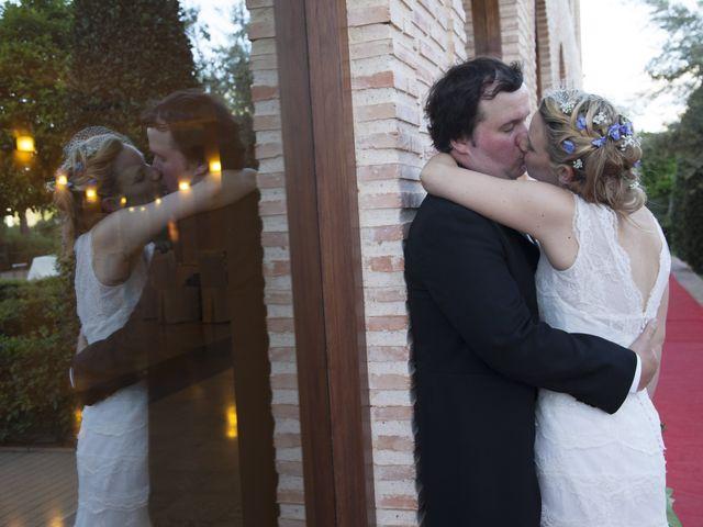La boda de Claus y Katrin en Bétera, Valencia 21