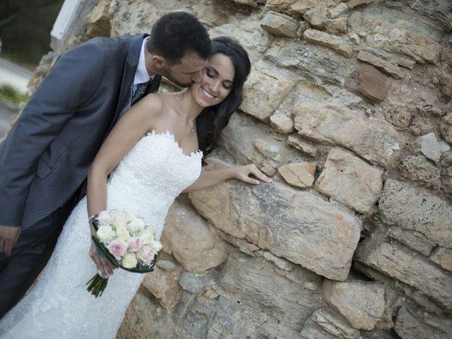 La boda de Cristina y Juanjo