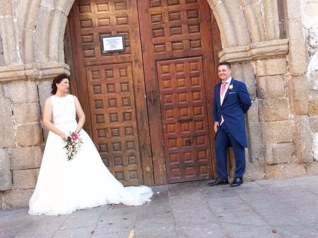 La boda de Francisca y Julio