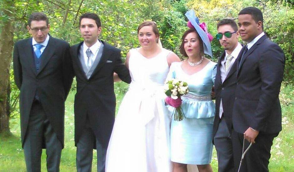 La boda de Sebas  y Lucia  en Santiago De Compostela, A Coruña