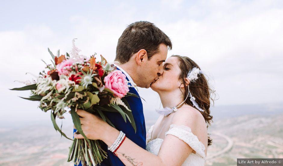 La boda de Rafa y Patri en Alcoceber, Castellón