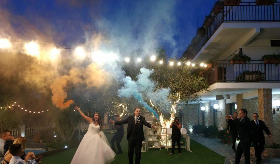 La boda de Miguel Ángel y Cristina en Sant Cebria De Vallalta, Barcelona