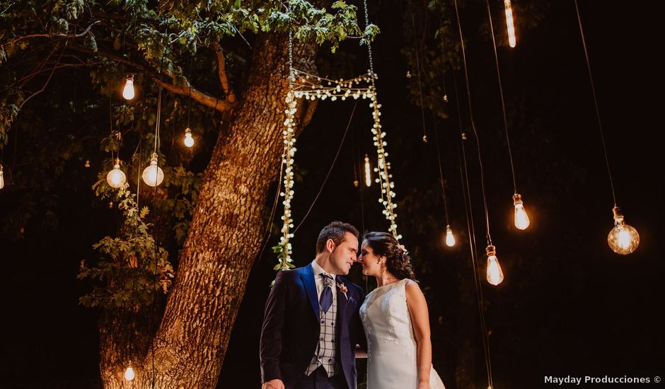 La boda de Alberto y Sandra en Jarandilla, Cáceres