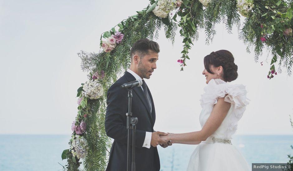 La boda de Ainara y Rafa en Sitges, Barcelona