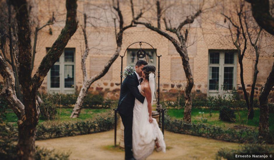 La boda de Alberto y Noelia en Carrion De Calatrava, Ciudad Real