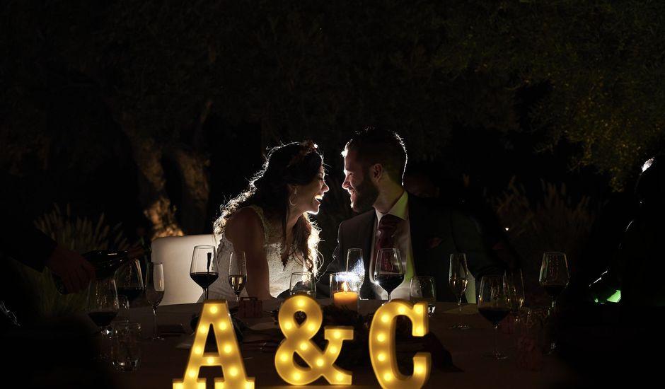 La boda de Carlos  y Andrea  en Alcalá De Henares, Madrid
