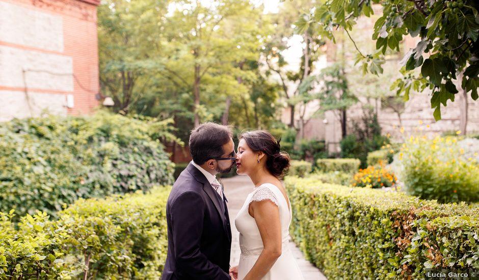 La boda de Luismi y Christina en Madrid, Madrid