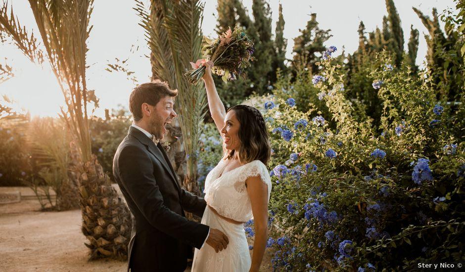 La boda de Jorge y Marina en San Juan De Alicante, Alicante
