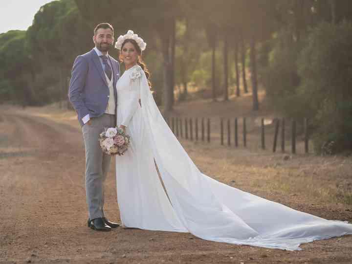 La boda de Isa y Adrián
