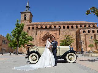 La boda de Oscar y Raquel