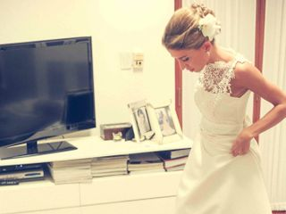 La boda de Laura Molardo y Santiago Catuzzi 1