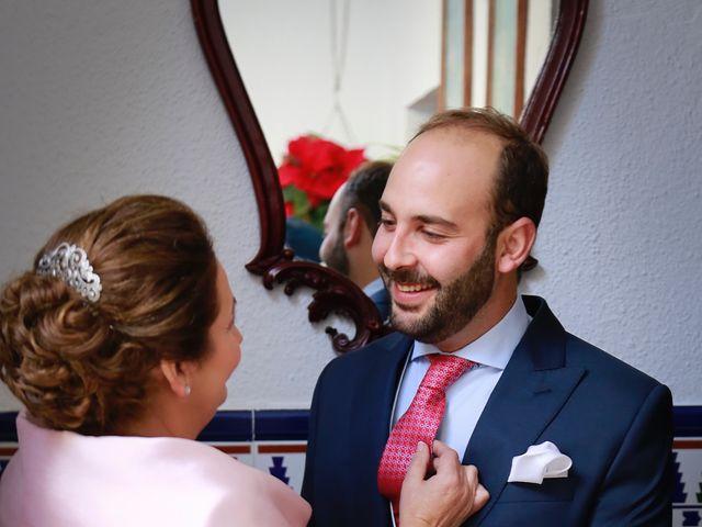 La boda de Kira y Jose María en Chiclana De La Frontera, Cádiz 7