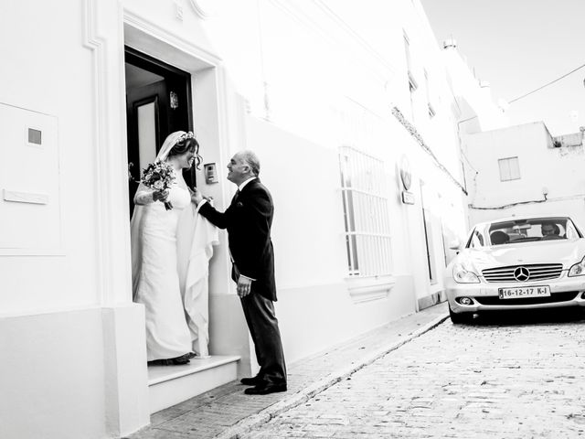La boda de Kira y Jose María en Chiclana De La Frontera, Cádiz 8