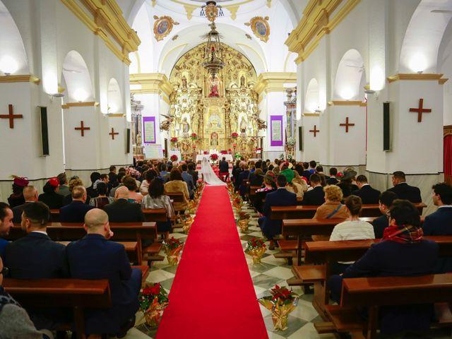 La boda de Kira y Jose María en Chiclana De La Frontera, Cádiz 12